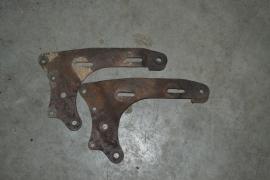 Bsa frame schetsplaten C11G 29-4381/29-4382
