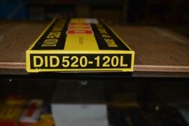 DID Ketting 520- 5/8 X 1/4 120 schakels
