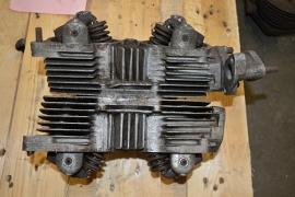 Norton jubilee cilinder koppen stel