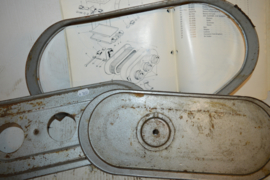 Triumph carburatie luchtfilter trident