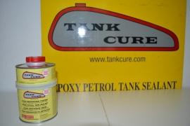 Tank cure benzinetank coating 450 gram