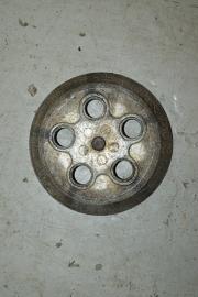 Matchless/Ajs koppeling AMC deksel 5 gaten aluminium