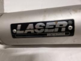 Laser uitlaat 47 cm