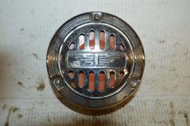Harley Schwarze 6 Volt Toeter/Claxon/horn