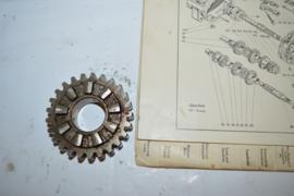 Bsa 66-3212 mainshaft gear 25 tanden