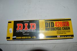 DID ketting 428 HD-140 Schakels