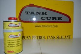 Tank cure benzinetank coating 600 gram