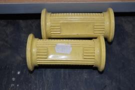 voetrust rubbers set geel