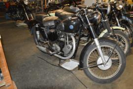 AJS 16MS Motorfiets 1953