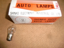 Achterlicht Remlicht 6 Volt 5 Watt