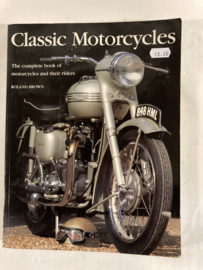 Classic Motorcycles Roland Brown