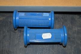 voetrust rubbers set blauw