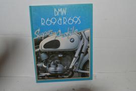 Bmw R69S Super profile