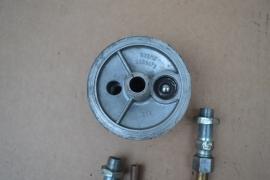 Olie koeler onderplaat nr 832/10 2886473 233