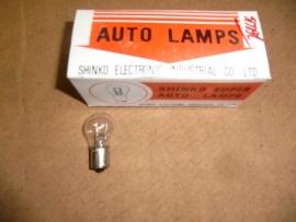 Achterlicht 6 Volt 15 Watt