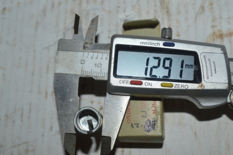 Encarwi 10106 gasschuif 3-12,91
