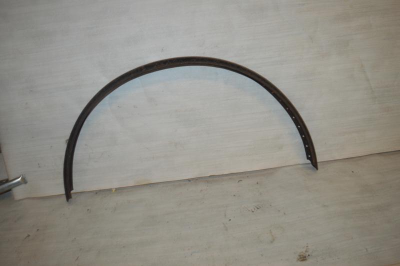 Spatbord achter 66 cm fiets