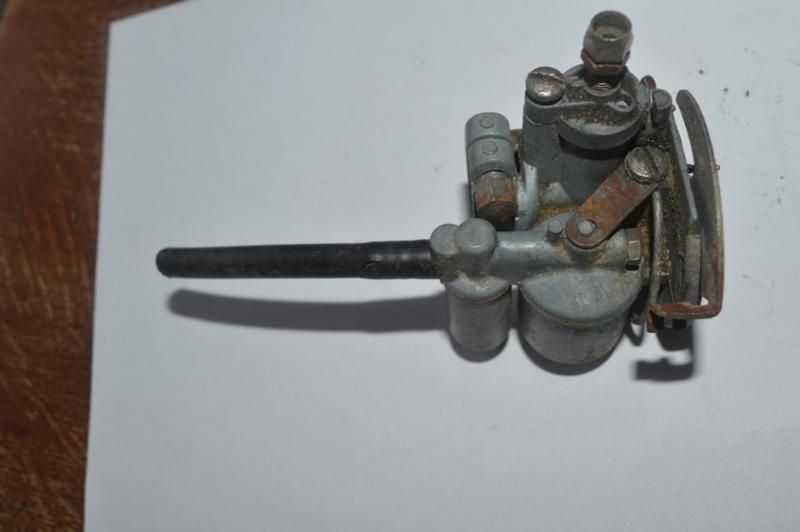 Gurtner 689 2/66 Carburateur