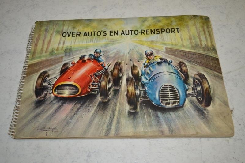 over auto's en auto-rensport