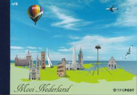 Prestigeboekje PR 8  Mooi Nederland 2005  cataloguswaarde 18,00