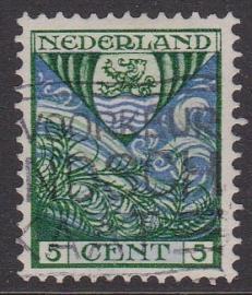 NVPH  200A Kinderzegel 1926 met VERTICAAL WATERMERK Gebruikt  Cataloguswaarde 2.50 E-0646