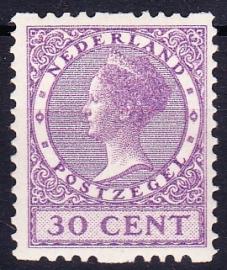 NVPH R15 Veth zonder watermerk Postfris Cataloguswaarde 40.00++  E-2777