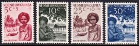 NVPH 45-48 Kinderzegels Postfris cataloguswaarde 6,00 E-2224