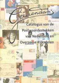 Geuzendam - Postwaardestukken Nederland & Overzee 8e editie 2008