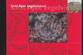 Prestigeboekje PP1 Laat AJAX zegevieren