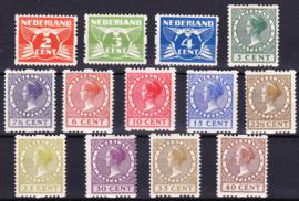 NVPH R19/31 Roltanding Ongebruikt Cataloguswaarde 185.00