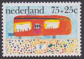 Plaatfout  1106 PM4 Postfris  Cataloguswaarde 16,00  E-3821