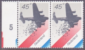 Plaatfout  1198 P   Postfris   Cataloguswaarde  6.00  E-5728