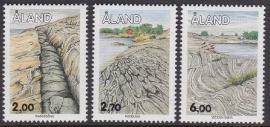 Åland 1993 Mi: 75-77  Postfris / MNH  Cataloguswaarde: 4,00 E-4331