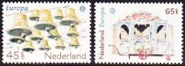 NVPH  1225-1226  Europa CEPT  Postfris