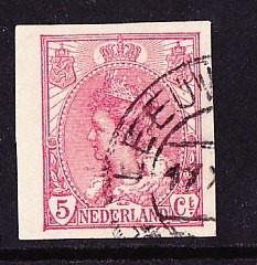 NVPH   82 Wilhelmina ongetand  gebruikt Cataloguswaarde 10.00 E-2971