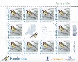 NVPH V2791 Persoonlijke postzegel Koolmees Postfris A-0421