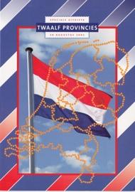 Herinneringsmapje:  12 provincies