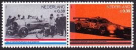 NVPH 2258-2259B Tanding 14 1/2 : 12 3/4 Spyker  Postfris
