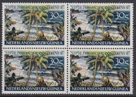 Plaatfouten: Ned. Nieuw Guinea + UNTEA