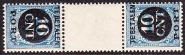Port P67b  tete-beche paar Ongebruikt !  Cataloguswaarde: 100.00  E-1357