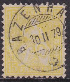 Mi    31 Gebruikt / Used Cataloguswaarde: 40,00 E-4752