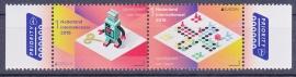NVPH 3285-3286 Speelgoed van toen 2015  Postfris  A-0899