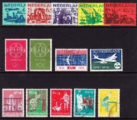 Jaargang 1959 compleet Gebruikt CW 24.60