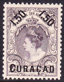 NVPH   28 Frankeerzegels met overdruk Postfris Cataloguswaarde 115,00