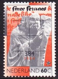Plaatfout  1306 PM Postfris  Cataloguswaarde 10,00  E-3322