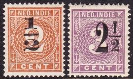 NVPH 38-39 Hulpuitgifte Ongebruikt cataloguswaarde: 1.00  E-1124