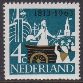Plaatfout  807 PM1  Postfris  Cataloguswaarde 7,00  E-5369