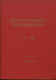 O.M. Vellinga ''De poststempels van Nederland 1676-1915