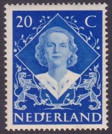 Plaatfout  507 P3  Postfris  Cataloguswaarde 20.00  E-5642