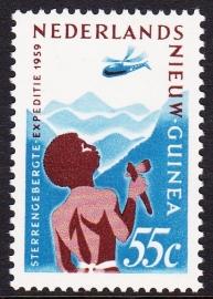 NVPH 53 Expeditie Sterrengebergte Postfris cataloguswaarde 1,80 E-2228